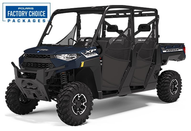 2020 Polaris Ranger Crew XP 1000 Premium Factory Choice in Bennington, Vermont - Photo 5