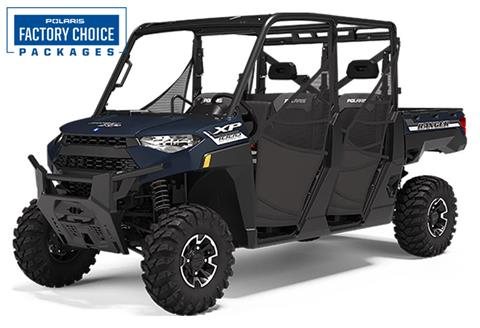 2020 Polaris Ranger Crew XP 1000 Premium Factory Choice in Leesville, Louisiana - Photo 5