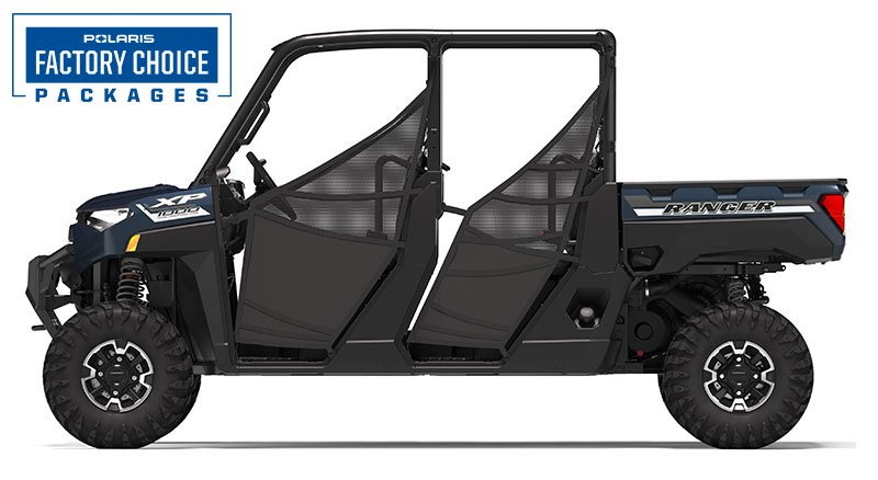 2020 Polaris Ranger Crew XP 1000 Premium Factory Choice in Leesville, Louisiana - Photo 6