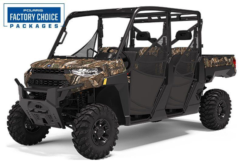 2020 Polaris Ranger Crew XP 1000 Premium Factory Choice in Yuba City, California - Photo 7