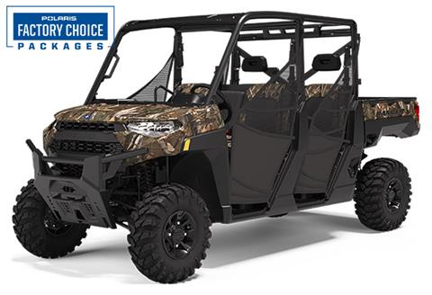 2020 Polaris Ranger Crew XP 1000 Premium Factory Choice in Bennington, Vermont - Photo 7