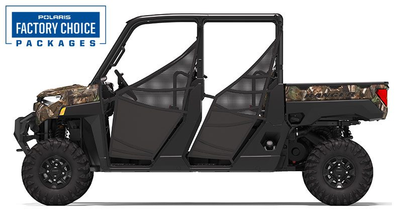 2020 Polaris Ranger Crew XP 1000 Premium Factory Choice in Leesville, Louisiana - Photo 8