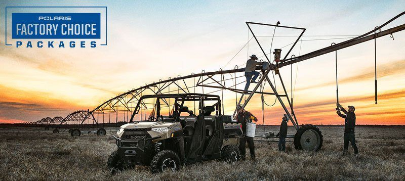 2020 Polaris Ranger Crew XP 1000 Premium Factory Choice in Castaic, California - Photo 9
