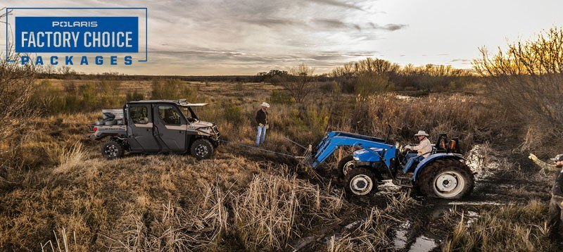 2020 Polaris Ranger Crew XP 1000 Premium Factory Choice in Mount Pleasant, Texas - Photo 10