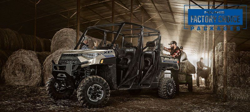 2020 Polaris Ranger Crew XP 1000 Premium Factory Choice in Leesville, Louisiana - Photo 11