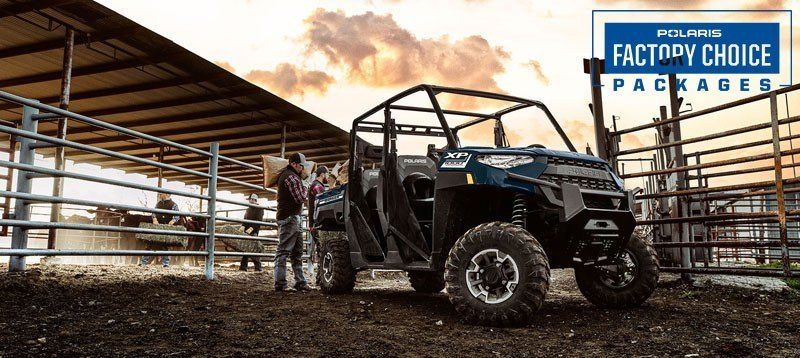 2020 Polaris Ranger Crew XP 1000 Premium Factory Choice in Bennington, Vermont - Photo 12
