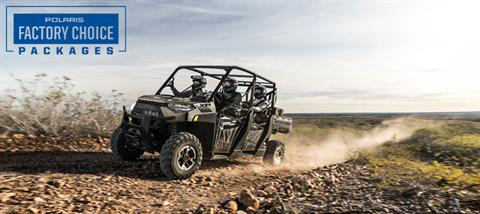 2020 Polaris Ranger Crew XP 1000 Premium Factory Choice in Leesville, Louisiana - Photo 13