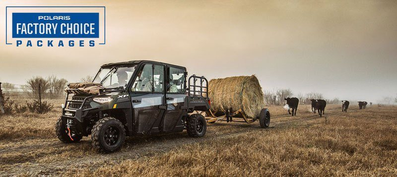 2020 Polaris Ranger Crew XP 1000 Premium Factory Choice in Bennington, Vermont - Photo 14