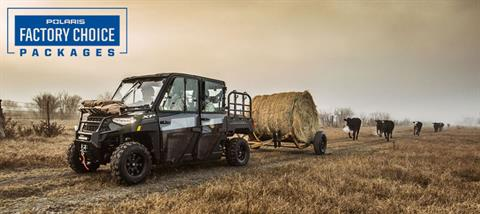 2020 Polaris Ranger Crew XP 1000 Premium Factory Choice in Yuba City, California - Photo 14