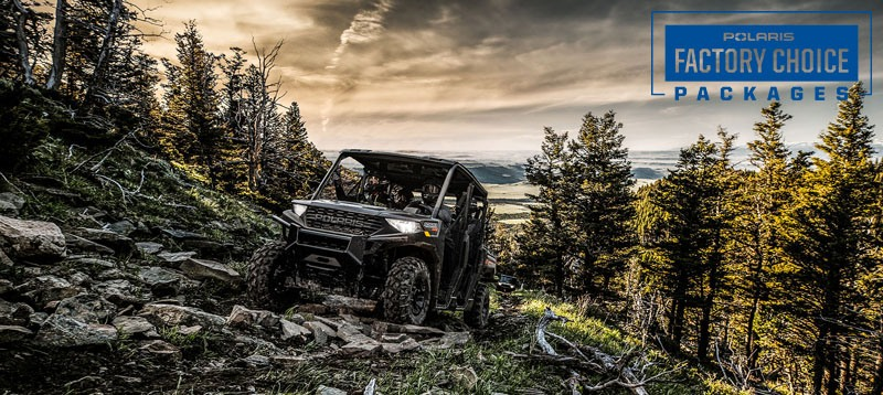 2020 Polaris Ranger Crew XP 1000 Premium Factory Choice in Houston, Ohio - Photo 15