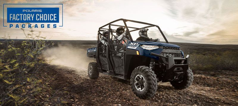 2020 Polaris Ranger Crew XP 1000 Premium Factory Choice in Leesville, Louisiana - Photo 16