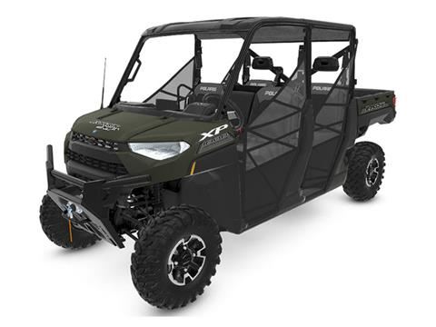 2020 Polaris Ranger Crew XP 1000 Premium Ride Command in Greenland, Michigan