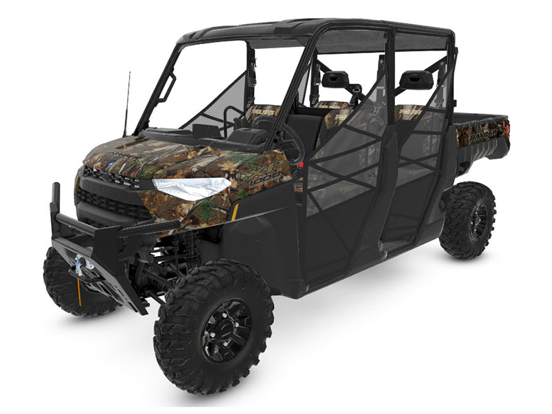 2020 Polaris Ranger Crew XP 1000 Premium Ride Command in Middletown, New Jersey - Photo 1