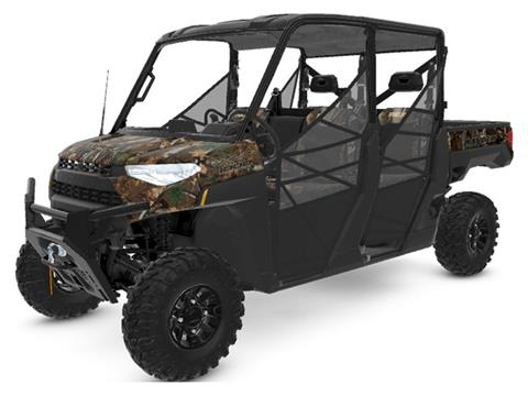 2020 Polaris RANGER CREW XP 1000 Premium + Ride Command Package in Monroe, Michigan - Photo 1