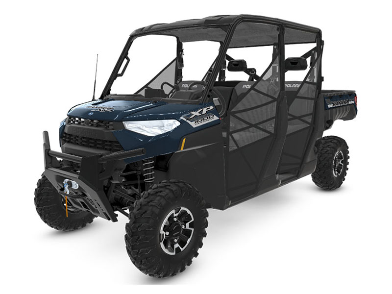 2020 Polaris Ranger Crew XP 1000 Premium Ride Command in Florence, South Carolina - Photo 1
