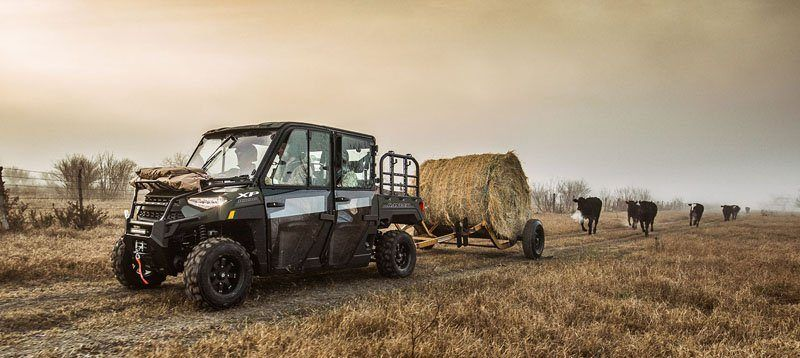 2020 Polaris Ranger Crew XP 1000 Premium Ride Command in Monroe, Michigan