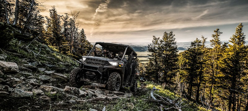 2020 Polaris RANGER CREW XP 1000 Premium + Ride Command Package in Bigfork, Minnesota - Photo 8