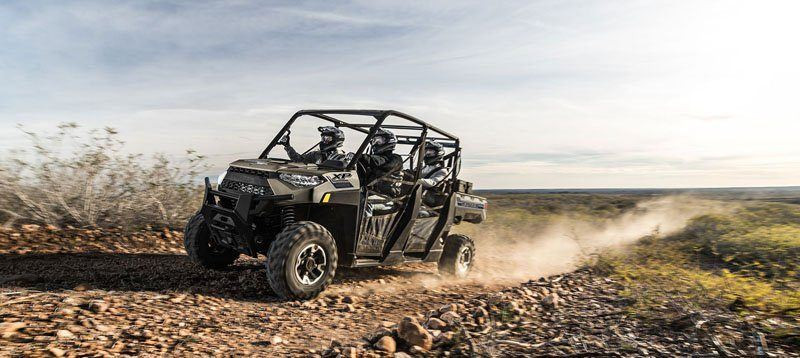 2020 Polaris Ranger Crew XP 1000 Premium Winter Prep Package in Center Conway, New Hampshire