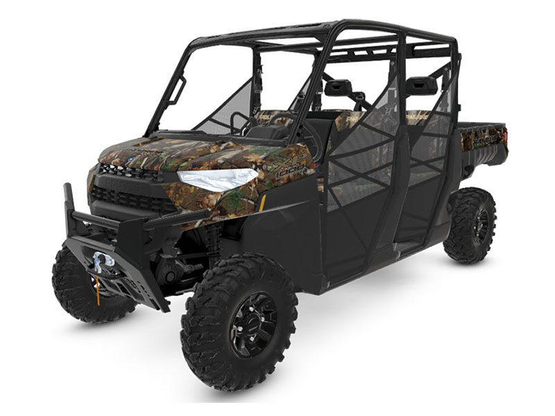 2020 Polaris Ranger Crew XP 1000 Premium Winter Prep Package in Jamestown, New York - Photo 1