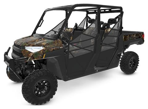 2020 Polaris Ranger Crew XP 1000 Premium Winter Prep Package in Woodstock, Illinois