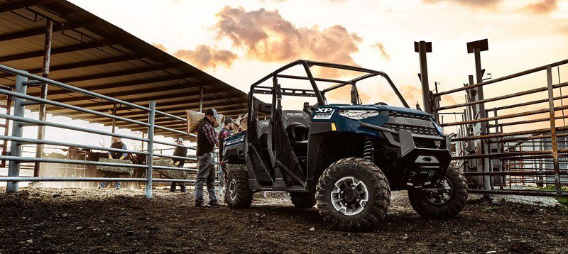 2020 Polaris Ranger Crew XP 1000 Premium Winter Prep Package in Castaic, California - Photo 5