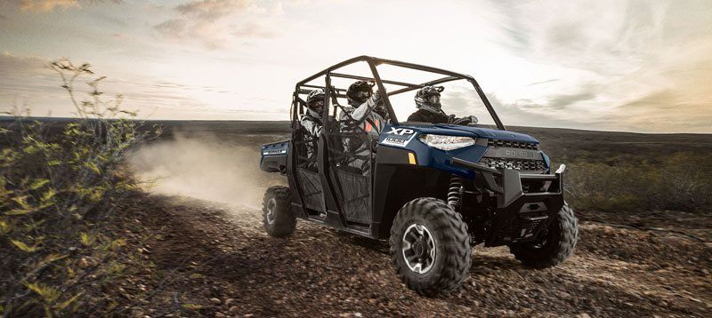 2020 Polaris Ranger Crew XP 1000 Premium Winter Prep Package in Castaic, California - Photo 9