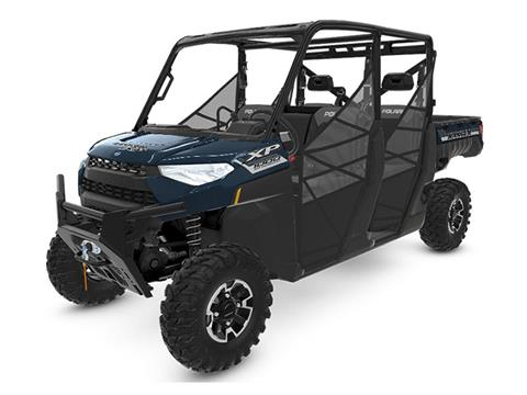 2020 Polaris Ranger Crew XP 1000 Premium Winter Prep Package in Amarillo, Texas