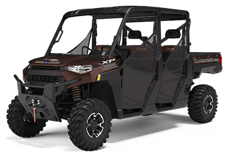 2020 Polaris Ranger Crew XP 1000 Texas Edition in Scottsbluff, Nebraska - Photo 1