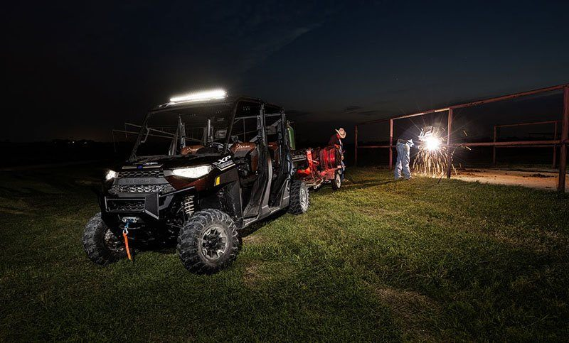 2020 Polaris Ranger Crew XP 1000 Texas Edition in Monroe, Michigan - Photo 5