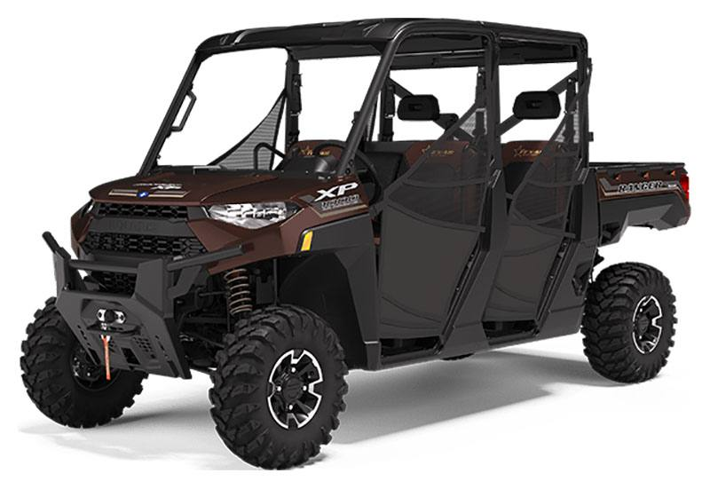 2020 Polaris Ranger Crew XP 1000 Texas Edition in Monroe, Michigan - Photo 1