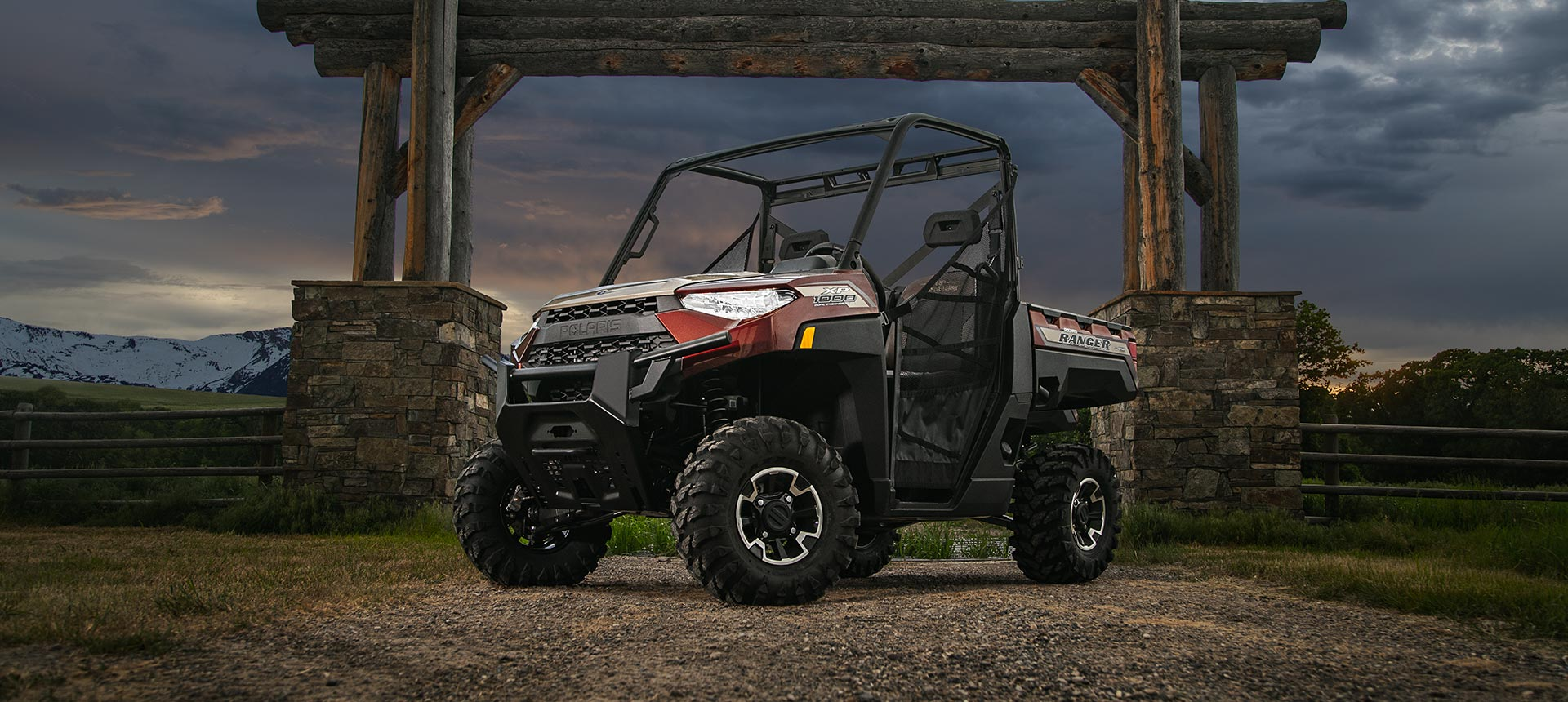 2019 Polaris Ranger XP 1000 EPS 20th Anniversary Limited Edition in Littleton, New Hampshire