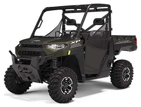 2020 Polaris Ranger XP 1000 Premium in Caroline, Wisconsin