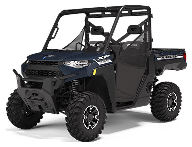 2020 Polaris Ranger XP 1000 Premium in Attica, Indiana - Photo 1