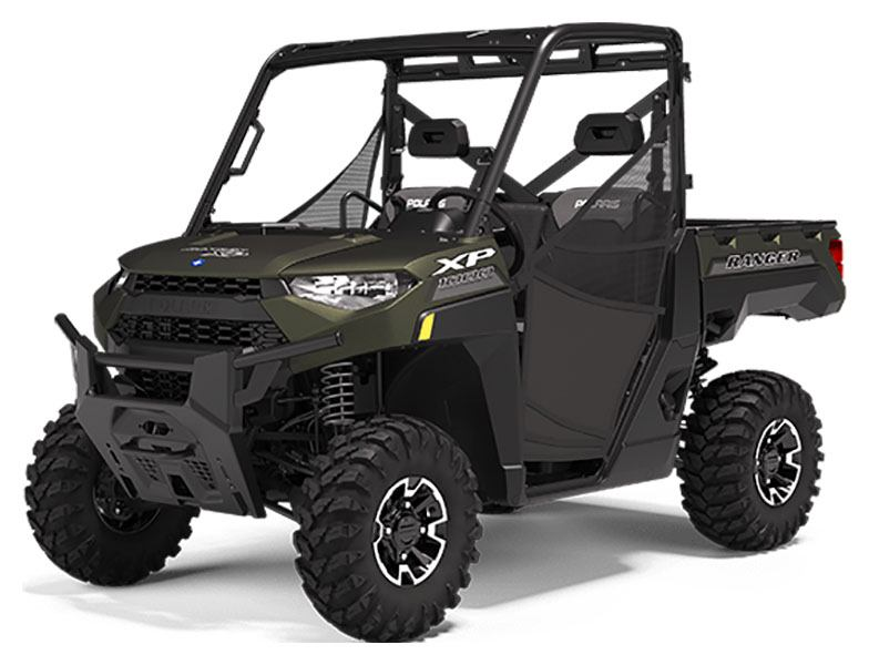 2020 Polaris Ranger XP 1000 Premium in Caroline, Wisconsin - Photo 1