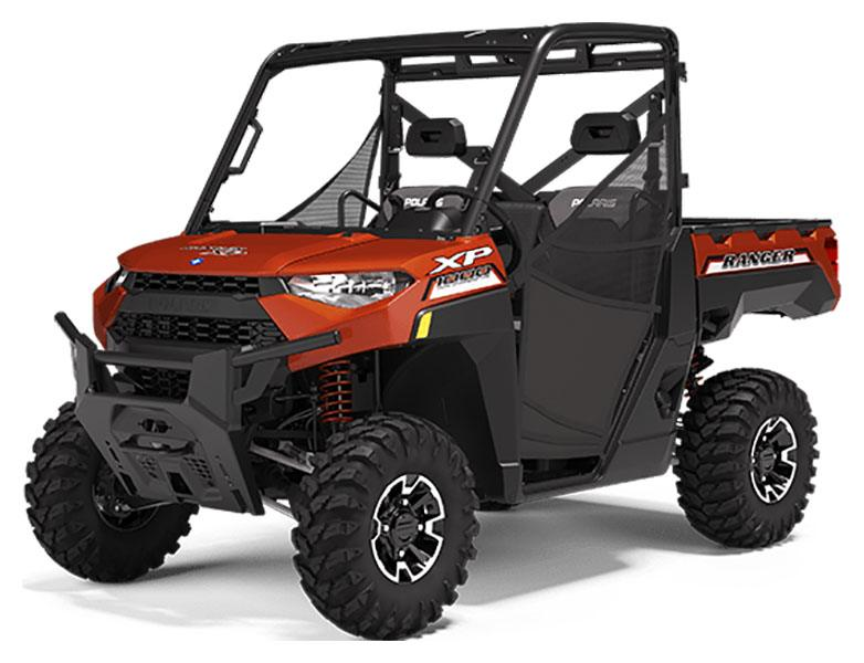 2020 Polaris Ranger XP 1000 Premium in Bennington, Vermont - Photo 1