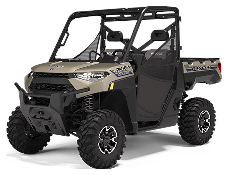 2020 Polaris Ranger XP 1000 Premium in Monroe, Michigan - Photo 1