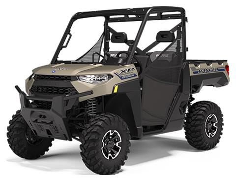2020 Polaris Ranger XP 1000 Premium in Monroe, Michigan