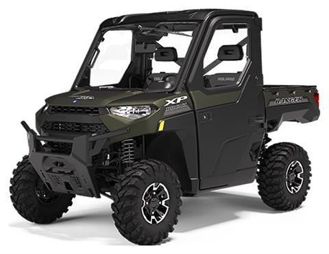 2020 Polaris Ranger XP 1000 Northstar Edition in Hillman, Michigan