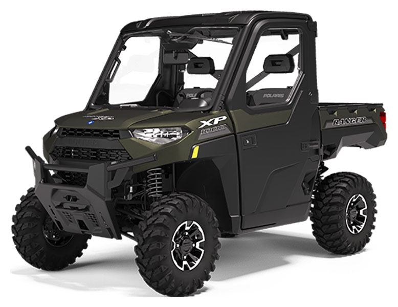 2020 Polaris Ranger XP 1000 Northstar Edition in EL Cajon, California - Photo 1
