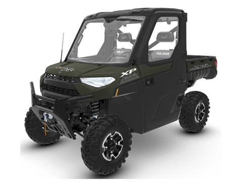 2020 Polaris RANGER XP 1000 NorthStar Edition + Ride Command Package in Newport, Maine