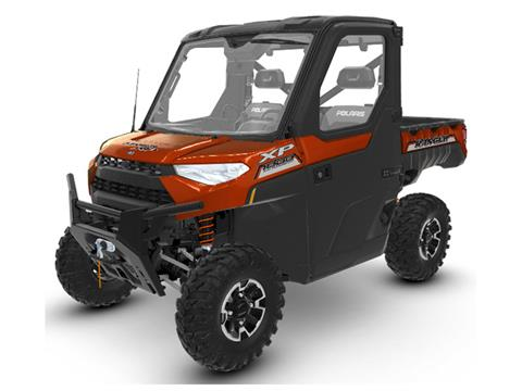 2020 Polaris Ranger XP 1000 Northstar Edition Ride Command in Albemarle, North Carolina