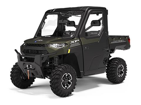 2020 Polaris Ranger XP 1000 NorthStar Premium in Woodruff, Wisconsin