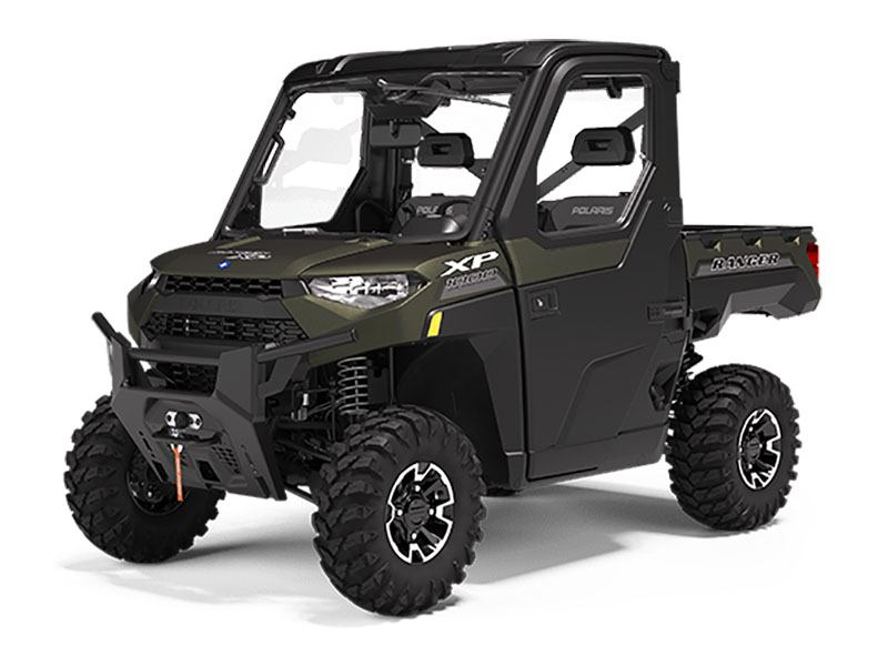 2020 Polaris Ranger XP 1000 NorthStar Premium in Salinas, California - Photo 1