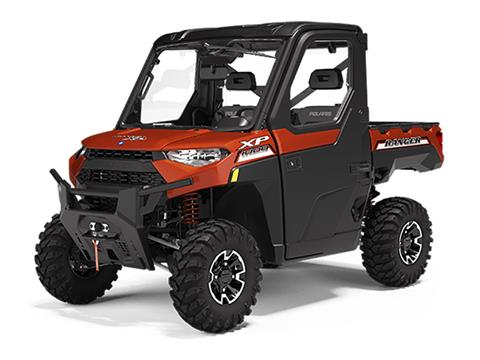 2020 Polaris Ranger XP 1000 NorthStar Premium in Monroe, Michigan