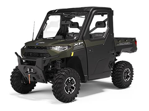 2020 Polaris Ranger XP 1000 Northstar Ultimate in Milford, New Hampshire