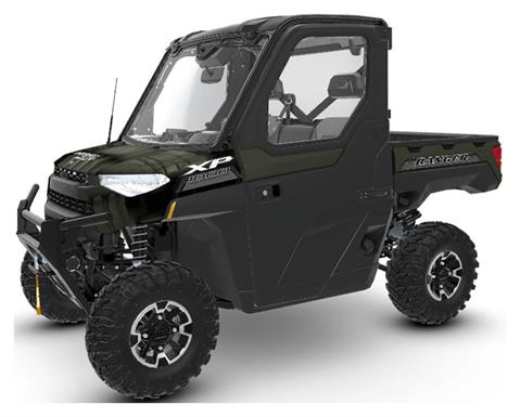 2020 Polaris RANGER XP 1000 NorthStar Ultimate + MB Quart Audio Package in Woodruff, Wisconsin