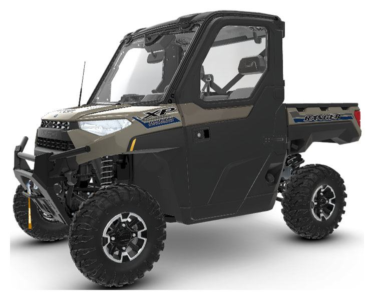 2020 Polaris RANGER XP 1000 NorthStar Ultimate + MB Quart Audio Package in Bennington, Vermont