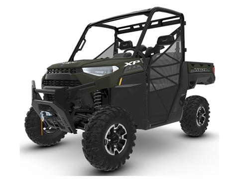 2020 Polaris Ranger XP 1000 Premium Back Country Package in Hillman, Michigan