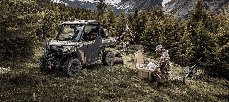 2020 Polaris Ranger XP 1000 Premium Back Country Package in Saratoga, Wyoming - Photo 3