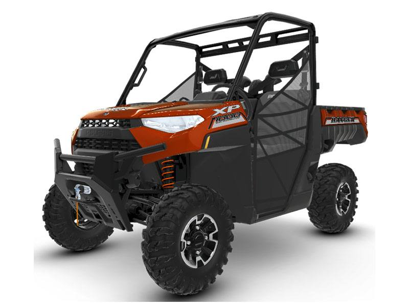 2020 Polaris Ranger XP 1000 Premium Back Country Package in Kailua Kona, Hawaii - Photo 1